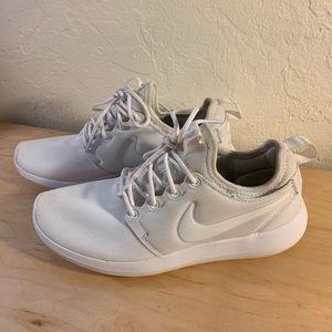 Nike Women's White Tennis Shoes